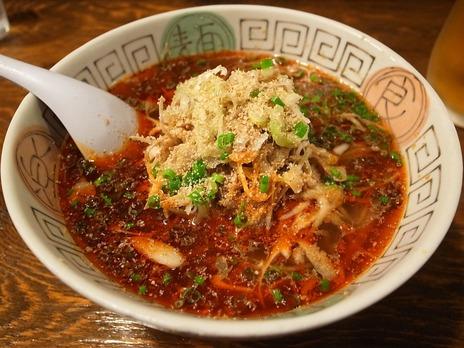 麻辣麺(桜上水たかが)