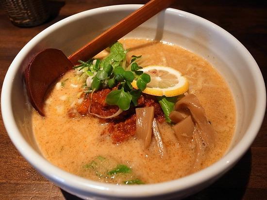 魔女味噌ジャン麺@神楽坂ラーメンABC