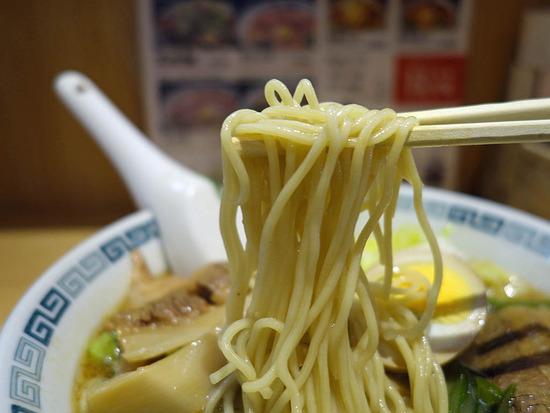 桂花の細麺