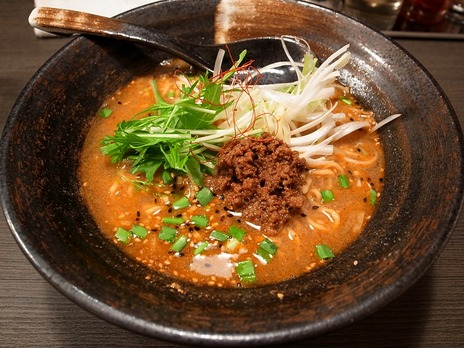 担担麺@四川麺条香氣経堂店