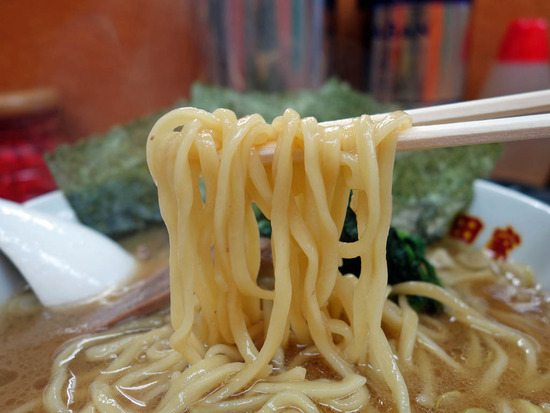 町田家の麺