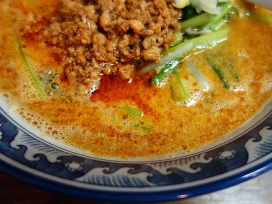 東新宿かな井の担々麺