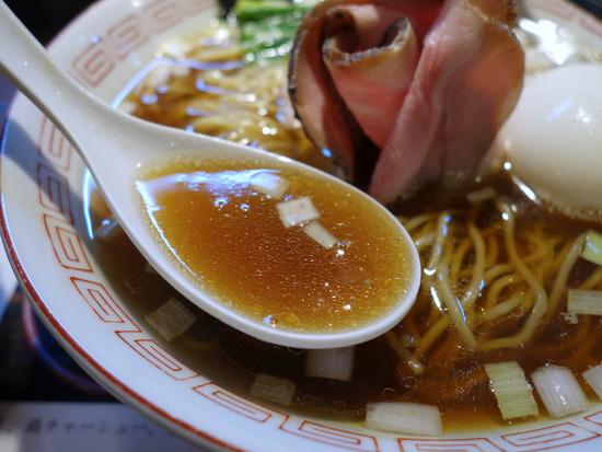 小池の醤油ラーメンスープ