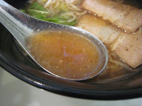 和らーめんT.KINOSHITA(立川ラーメンスクエア)スープ
