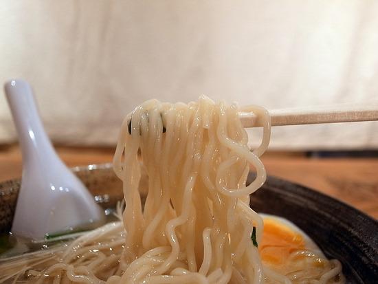 麺や藤井の麺