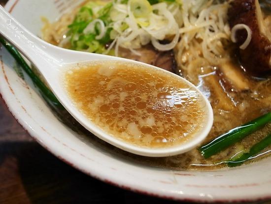 伊太八の醤油スープ