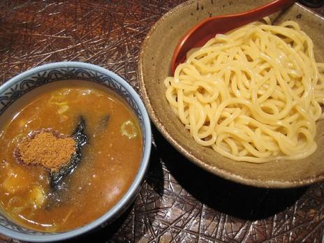 三田製麺所(新宿歌舞伎町)つけ麺(並)あつもり