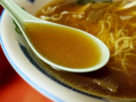 伊峡のスープ