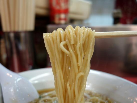 横濱ラーメン@桜木町の麺