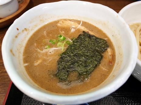 自家製麺つけそば九六@和泉多摩川