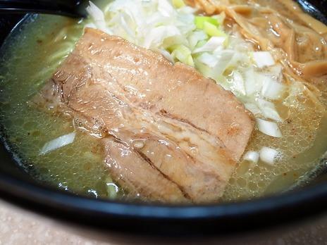 麺屋武心のチャーシュー