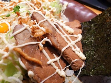 麺匠竹虎(西武新宿)まぜそばセブン