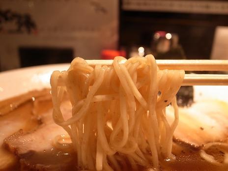 不如帰(幡ヶ谷)の麺