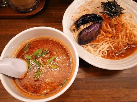 つけ麺表裏(水道橋)辛つけ麺