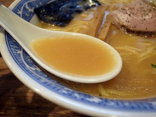 飯田橋青葉のスープ