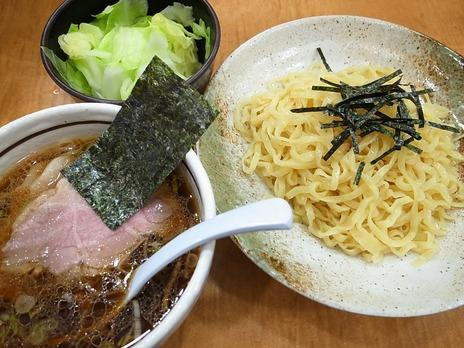 つけ麺処無庵(神楽坂)