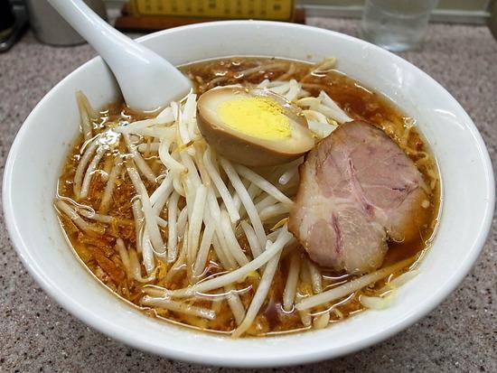 中華麺@渋谷喜楽