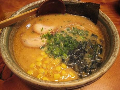 三亀勢(桜上水)味噌ラーメン