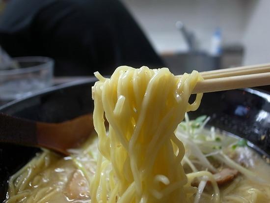 音羽屋の麺は三河屋製麺