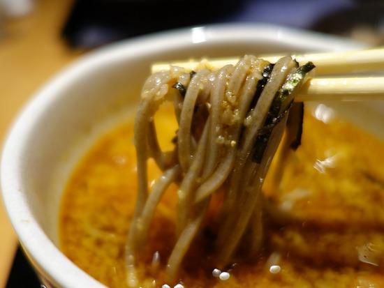 安土の蕎麦