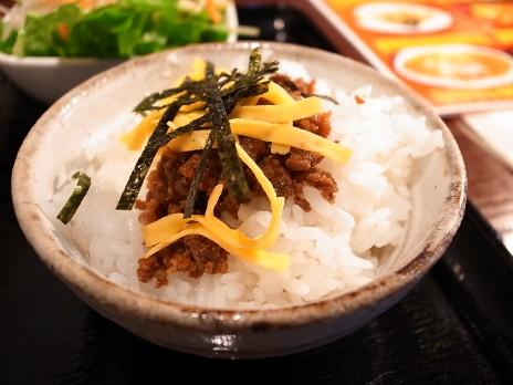 厳選米沢牛炭火焼肉牡丹苑(本郷三丁目)特製盛岡冷麺ランチ