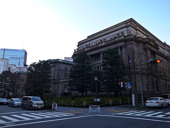 日本銀行(日銀)本店