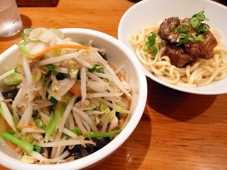 角煮野菜麺@すずらん