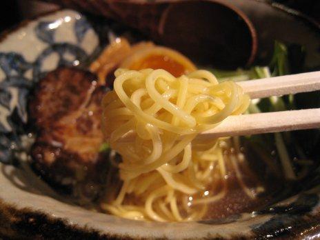 つけそば黒門(新宿西口)細麺