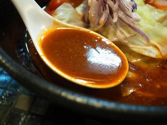 海老トマトスープ