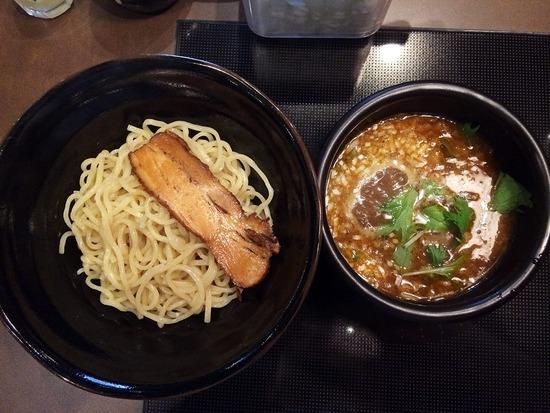 激辛つけ麺