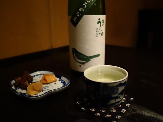 庭のうぐいす特別純米酒(日本酒)