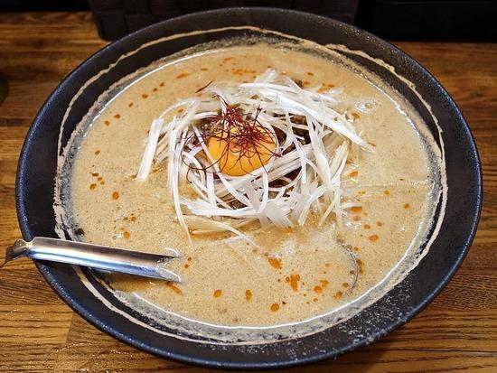 胡麻味噌担々麺@五十六