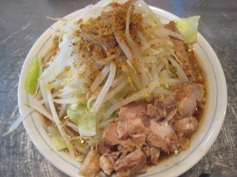 らーめん大本郷店080717麺