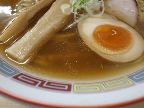 煮干スープ