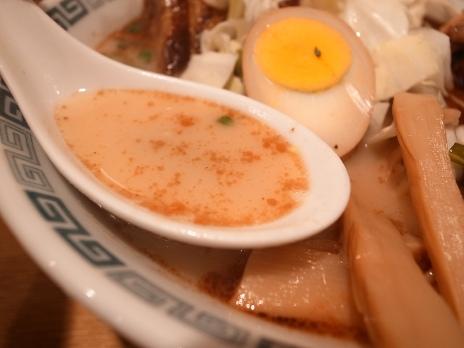 桂花ラーメン(新宿)スープ
