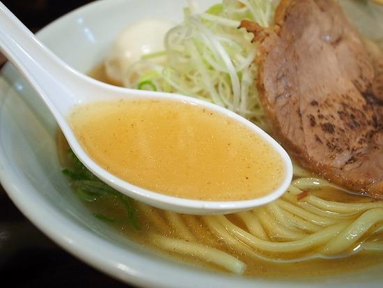 紬麦@岩本町の塩スープ