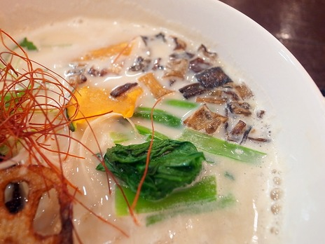 豆乳玄菜麺(gen-style-)