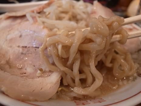 るどるふ(湯島)極太麺
