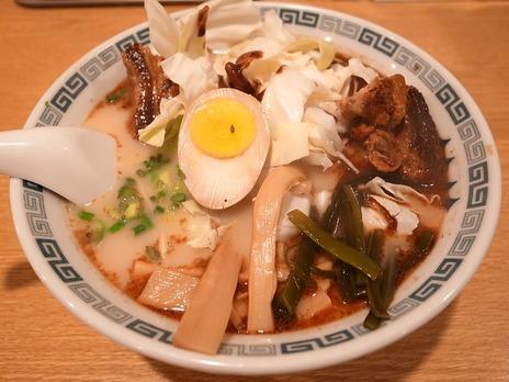 桂花ラーメン(新宿)太肉麺