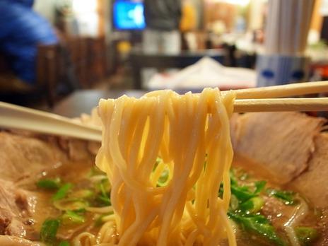 第一旭の麺