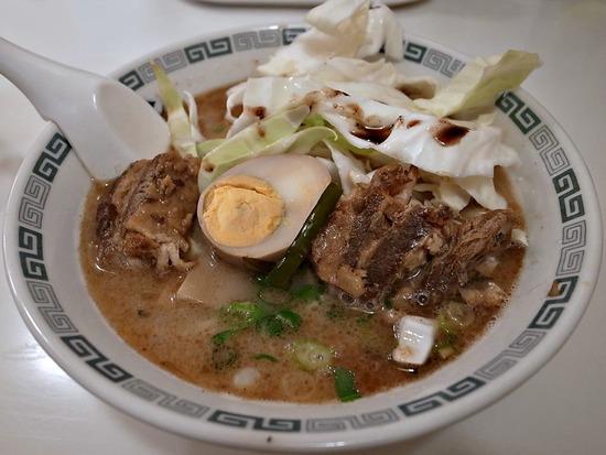 太肉麺@新宿桂花
