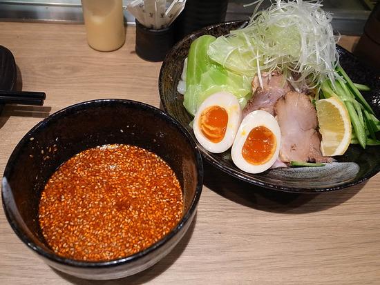 広島つけ麺@ちょちょぎれ