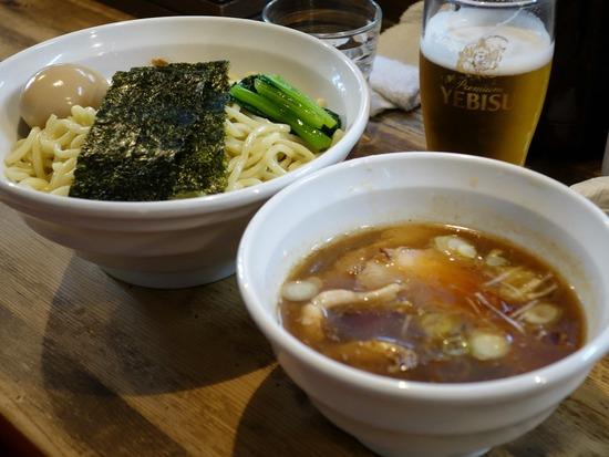 HANABI@鎌倉由比ヶ浜のつけ麺