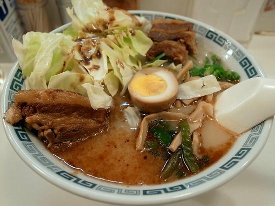 太肉麺@熊本桂花ラーメン