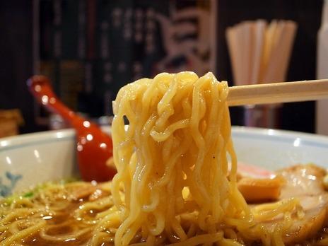 魚介系の煮干ラーメン@昇輝丸