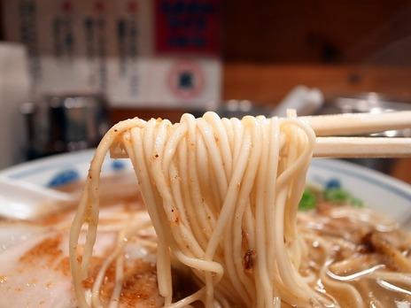 英@下高井戸の細麺