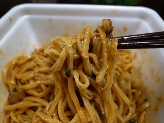 阿吽カップの麺