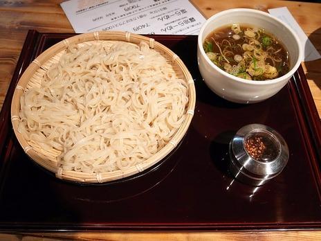 つけ麺@魚魚とと赤酢使用
