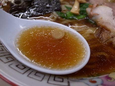 青島食堂(浅草橋)スープ