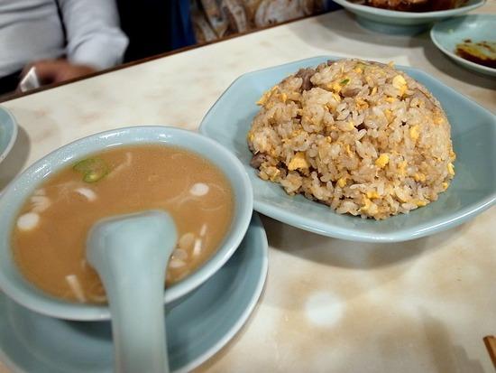 炒飯(チャーハン)